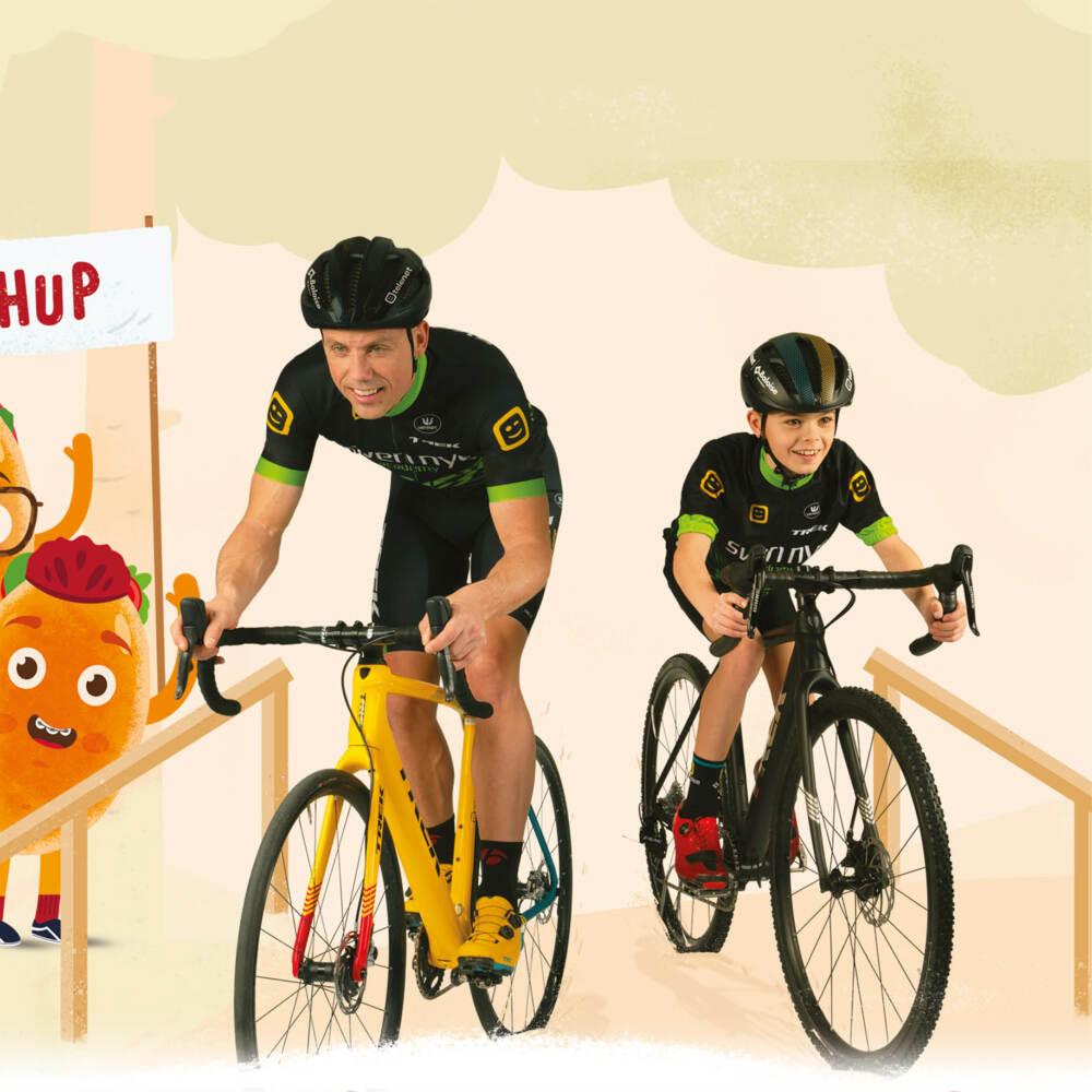 830 Tegel%20 %20Sandwich%20Sven%20Nys%20448px 448 px 300dpi NL - Leuke en lekkere sandwiches maken & leuke wedstrijd !